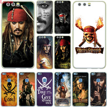 Lavaza Pirates of the Caribbean Johnny Depp Hard Case Cover for Huawei P10 P9 Lite Plus P8 Lite G7 & Honor 8 Lite 7 4C 4X(China)