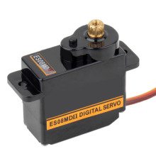 Free Shipping1pcs/lot  ES08MD ES08MD II micro digital metal gear servos 12g/1.6kg/08 sec for RC Heli Airplane