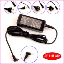 12V 3.33A 40W Laptop Ac Adapter Charger for Samsung ATIV Smart PC 500T 500T1C