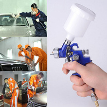 Professional spray gun spray gun Auto Car Kit 125ml 3 bar 0.8 mm 60 x 60 mm very atomization 1 PC(China)