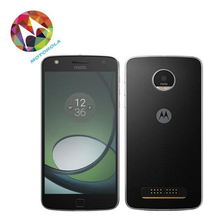 New Original Motorola MOTO Z Play LTE Phone XT1635-03 Octa Core 2.0GHz 3G 64G 5.5'' 1920*1080P Android 6.0 16MP Camera Touch ID