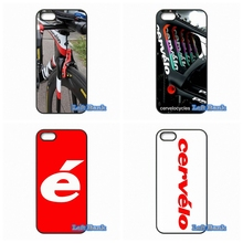 For Apple iPhone 4 4S 5 5S 5C SE 6 6S 7 Plus 4.7 5.5 iPod Touch 4 5 6 For Cervelo Bike Team Bicycle Cycling Case Cover(China)