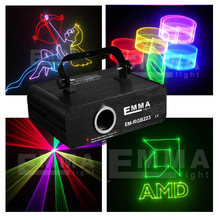 500mw -600MW advertising laser projector/outdoor laser logo/party play of light laser(China)
