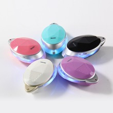 SHABA Wholesale mini protable bluetooth speaker hands-free with self-timer for gifts presents(China)