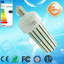 UL CE ROHS FCC SAA 360 degree epistasr high efficiency led corn light 2835smd e39 e40 200W corn light bulb 3 years warranty(China)