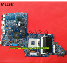 Genuine 682040-001 HM77 650M/2G Discrete MotherBoard Fit for HP DV7 DV7-7000 series Notebook PC MB, Full tested