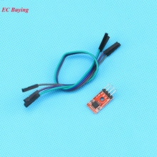 High Quality AT24C256 2ECL IIC/I2C Serial Interface Port EEPROM Memory Module For DIY Electronic Car 3.3-5V(China)