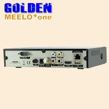 1PC MEELO one DVB-S2 Tuner X SOLO MINI 2 Linux Receiver 750 DMIPS Processor CPU Satellite TV Receiver Support YouTube Cccam S2(China)