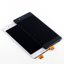 For Sony Xperia X performance F8132 XP white or black LCD display Touch Screen Digitizer full Assembly replacement part
