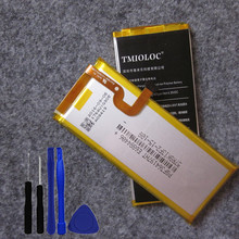"Top quality TMIOLOC capacity 2200mAh HB3742A0EZC+ Replacement Battery For Huawei P8 Lite 5.0"" + Tools"