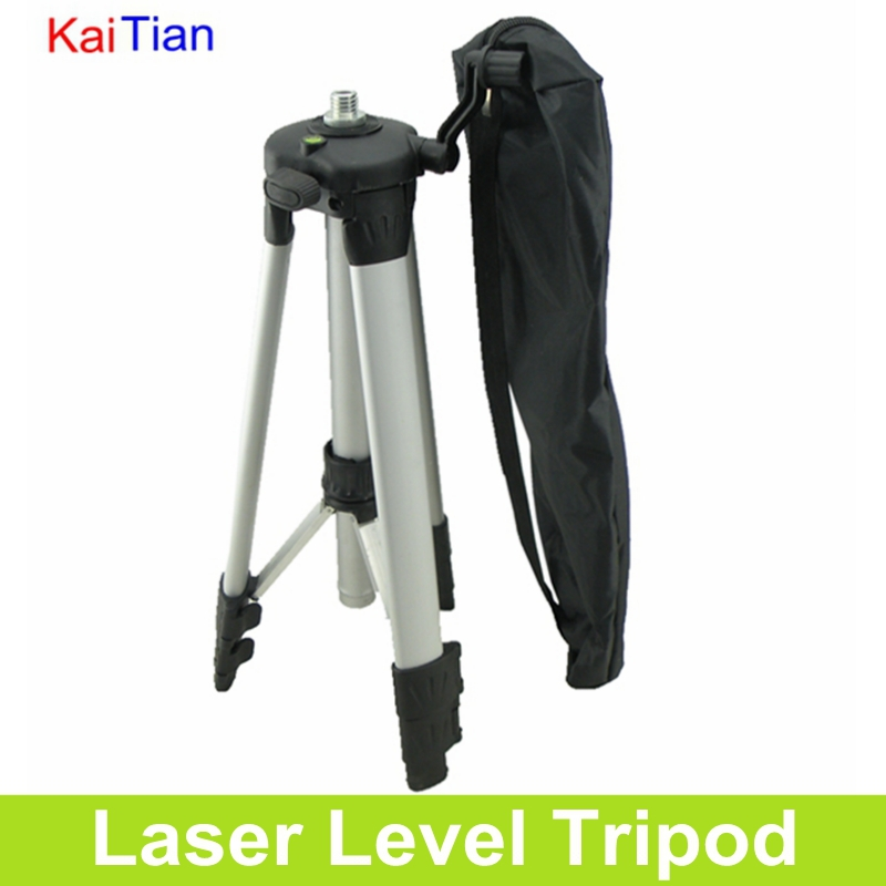 Kaitian Level Laser Tripod for Adjustable rod leveling bubble 5/8 Inch with Extension Rod and Adjustable Height for Level<br><br>Aliexpress