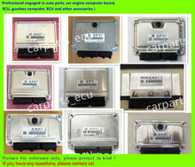 For car engine computer board/VW Audi ECU/Electronic Control Unit/4B0907557 0261206033/8D0907557S 0261204182/183/8D0 907 557 S(China)