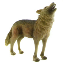 Starz PVC Animals World Steppe Wolfs Staric Model Plastic Action Figures Toys Gift for Kids