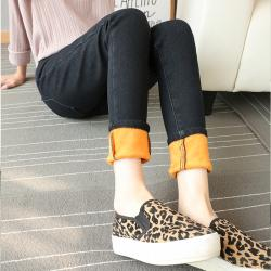 5xl plus big size denim jeans panty women spring autumn 2017 feminina plus velvet thickening pencil denim pants female A1913Одежда и ак�е��уары<br><br><br>Aliexpress