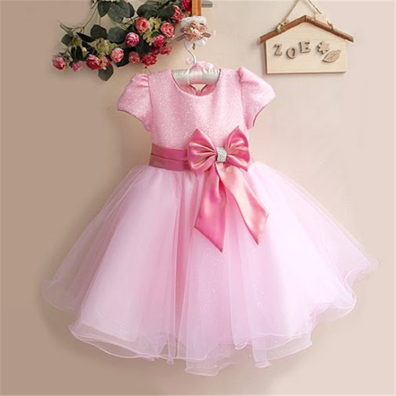 Lolita Style Sleeveless Baby  Dress 3 Color Colorful For Baby Girls Handmade High Quality Lace Princess Dress For 2-4 Years Old<br><br>Aliexpress