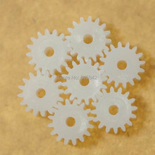 20-2A plastic gear, toys, small  set plastic gears for hobby