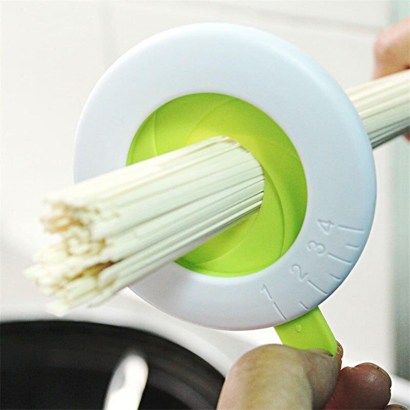 Pasta Portion Control Spaghetti Noodle Kitchen Diet Measuring Tool
