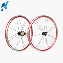 High Quality 20 inch Folding bike 406 Aluminum Alloy V Brake Wheel Support 8-11 Speed O.L.D 74-130mm & 100-130mm(China)