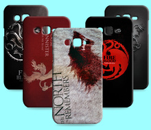 Ice and Fire Cover Relief Shell For Samsung Galaxy J5 Prime Cool Game of Thrones Phone Cases For Galaxy On5 2016(China)