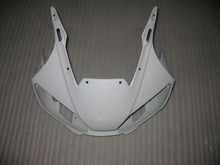 Motorcycle Accessories Unpainted ABS Injection Front Upper Fairing for YAMAHA 99 00 01 YZF-R6 1998 1999 2000 2001 2002