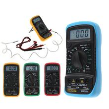 New Arrival AN8205C Thermometry Digital Multimeter Voltmeter Ammeter AC DC OHM Volt Tester Temperature Test Gauge(China)