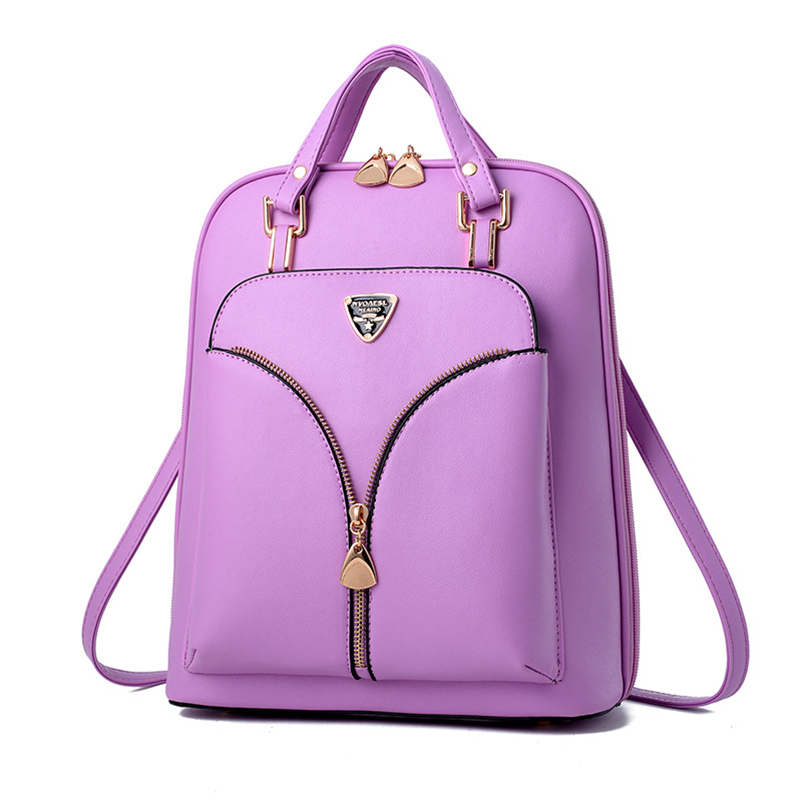 Nevenka Anti Theft Leather Backpack Women Mini Backpacks Female Travel Backpack for Girls School Backpacks Ladies Black Bag 201802