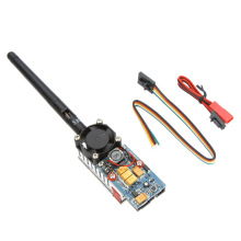 FPV Wireless Transmitter TS582000 5.8G 2000MW 8CH Video AV Audio Sender(China)