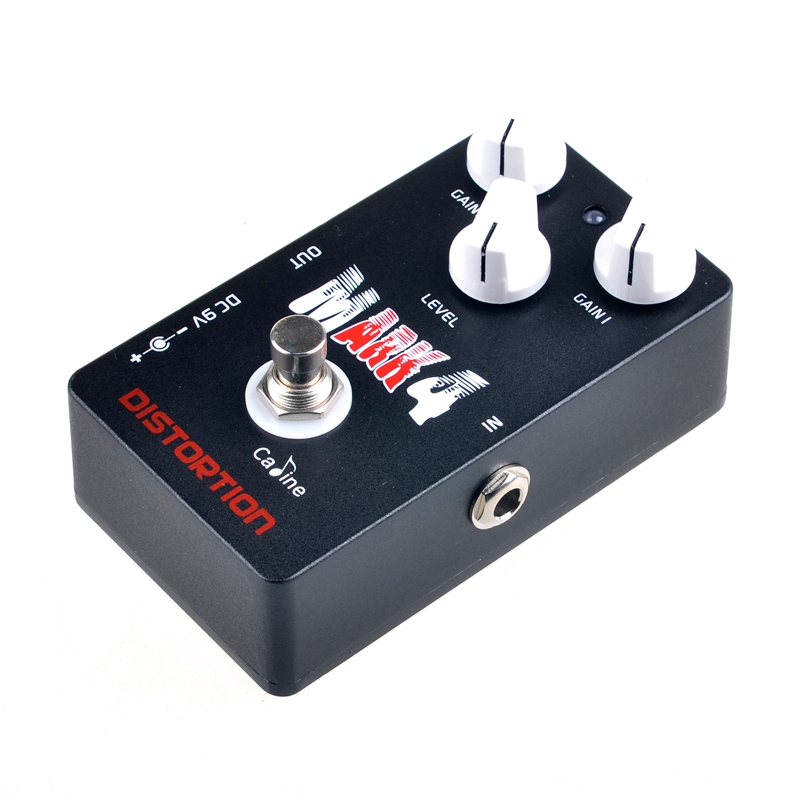 Caline Effect Pedal CP-16 Mr Mark Distortion Guitar Effects Caline CP16 Mr Mark Distortion True Bypass Guitar Effect Pedals New<br><br>Aliexpress