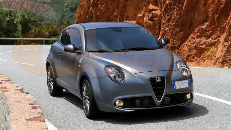 Alfa Romeo Mito >> Alfa Romeo Mito 2008 Icin 2009 2010 2012 2013 2014 2015 Mukemmel Melek Gozleri Ultra Parlak Aydinlatma Cob Angel Eyes Kiti Acti