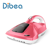 Dibea UV858 Wireless UV Mites Collector for Bed Mattress Cleaning Vacuum Dry Cleaner Vacuum(China)
