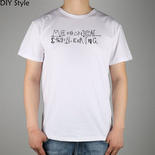 Mechanical Engineering Polytechnic physical engineers T-shirt 10988 Fashion Brand t shirt men new high quality