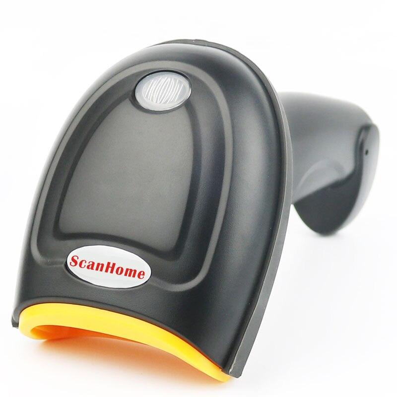ScanHome Supermarket Handheld 2D Code Scanner Bar Code Reader QR Code Reader USB ZD5800 2D Bar Code scanner<br>