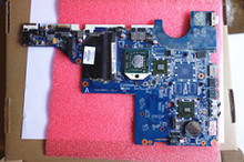 623915-001 Suitable For HP CQ56 G56 CQ62 laptop motherboard DA0AX2MB6E1 + free cpu ,free shipping