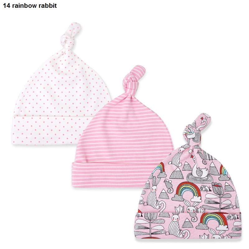14 rainbow rabbit N