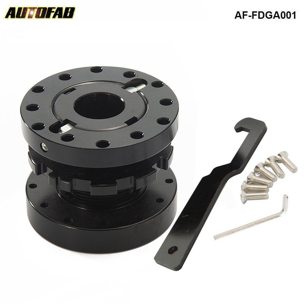 Steering Wheel Alloy Spacer / wheel spacers - Adjustable 40mm To 70mm AF-FDGA001