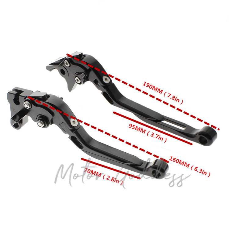 FX-CNC-Motorcycle-Folding-Extendable-Brake-Clutch-Levers-For-YAMAHA-YZF-R1-R1M-R1S-2015-2017