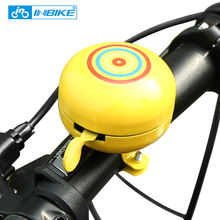 INBIKE Bicycle Bell Cycling Handlebar Bell Loud MTB Road Bike Bell Bikes Horns Alarm Ring Horn Bike Bell Kids Bicicleta E115