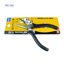 Long Nose Pliers Wire Strippers Cutting Multi-Purose  Shear  Hand Tools XY-316 long flat nose pliers