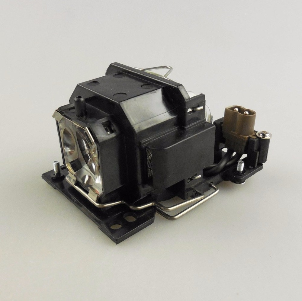 DT00781  Replacement Projector Lamp with Housing  for  HITACHI CP-RX70 / CP-X1 / CP-X2 / CP-X253 / HCP-60X / HCP-70X / HCP-75X<br>