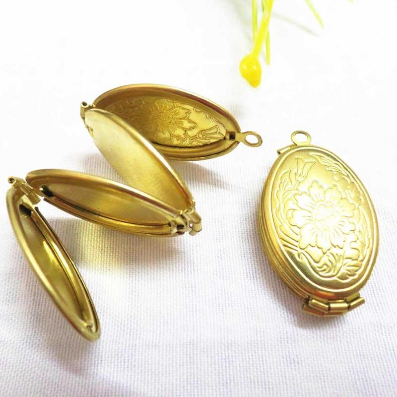 Magic Photo Pendant Memory Floating Expanding Photo Locket Necklace Plated Flash Box Fashion Album Box Necklaces