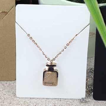 Free-Shipping-Blank-Kraft-Pendant-Card-Necklace-Card-1lot-100-100-opp-bags-Blank-Jewelry-Card