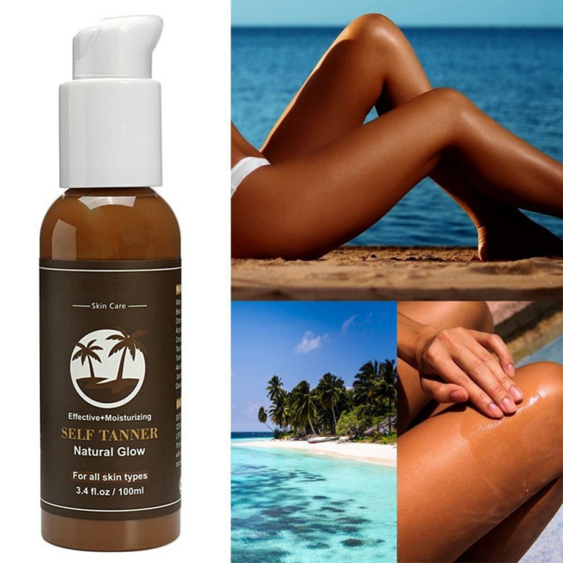 Powerful <font><b>Body</b></font> Self Tanners Beauty Black
