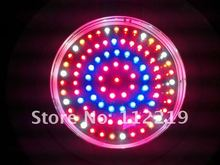 90W LED Round Grow Lights;light ratio 5:2:1:1 with the mixture of red,blue,orange,white lights for indoor grow box(China)