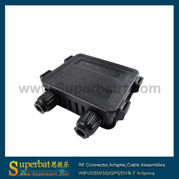 Superbat PV Solar Junction Box for Low power PV module /150watt solar panel,4rails<br><br>Aliexpress