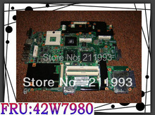 Best Quality for T500 Non-Integrated Series 42W7980 Laptop Motherboard all tested ok