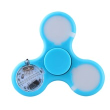 Buy Fidget Spinner LED Light LOVE YOU WORD ABS EDC Hands Spinner Kids Autism ADHD Anxiety Stress Relief Focus Toys for $2.12 in AliExpress store