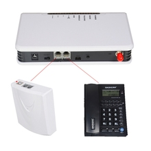 GSM 900MHz/1800MHz Fixed Wireless Terminal Gateway Conect desktop phones, Alarm System use Sim Card to Make Call