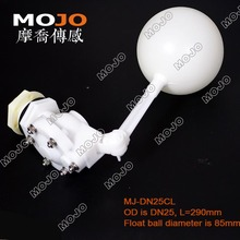 free shipping~ MJ-DN25CL G1 Water Tank Plastic Float Valve(China)