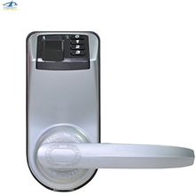 HFSECURITY Biometric Fingerprint Door Lock Home Safe Gate Security Office Door Lock Password Key Door Lock Fingerprint Lock(China)