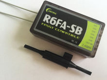 Genuine Official Corona RC Model R6FA-SB/R4FA-SB 2.4Ghz FASST Compatible S.BUS R/C Hobby Receiver